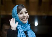 <p>La giornalista irano-americana Roxana Saberi. REUTERS/Morteza Nikoubazl (IRAN POLITICS IMAGES OF THE DAY MEDIA)</p>