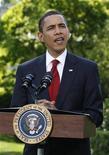 <p>Il presidente degli Stati Uniti Barack Obama. REUTERS/Jason Reed (UNITED STATES POLITICS)</p>