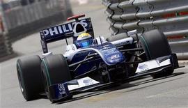 <p>Immagine d'archivio di un'auto della scuderia di Formula 1 Williams. REUTERS/Max Rossi (MONACO SPORT MOTOR RACING)</p>
