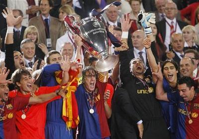 Barca reigns