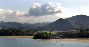 <p>Immagine della provincia di Vizcaya. REUTERS/Vincent West (SPAIN)</p>