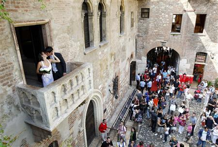 Modern Romeos And Juliets Can Tie Knot In Verona Reuters Com