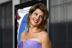 """<p>Cast member Nia Vardalos attends a screening of """"My Life in Ruins"""" at the Zanuck theatre in Los Angeles May 29, 2009. REUTERS/Mario Anzuoni</p>"""