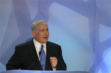 Netanyahu bows to Obama, accepts Palestinian state - Reuters