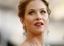 "<p>Actress Christina Applegate from ""Samantha Who?"" arrives at the 15th annual Screen Actors Guild Awards in Los Angeles, California in this January 25, 2009 file photo. Pattinson. REUTERS/Mario Anzuoni/Fles</p>"