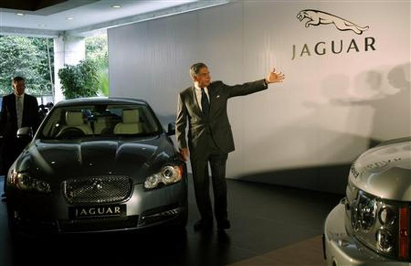 Tata Motors Launches Jaguar Land Rover In India Reuters
