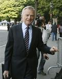 <p>Presidente da FIA, Max Mosley, em Paris. 24/06/2009. REUTERS/Gareth Watkins</p>