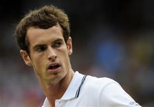 <p>Andy Murray da Grã-Bretanha em Londres. 27/06/2009. REUTERS/Eddie Keogh</p>