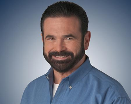 Billy Mays in an undated photo. REUTERS/C&W Co./Handout