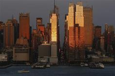 <p>Palazzi a Manhattan. REUTERS/Gary Hershorn (UNITED STATES CITYSCAPE TRAVEL)</p>
