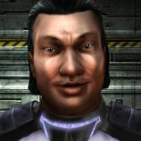 <p>The avatar for the EVE Online character EBANK Ricdic is seen in a handout image. REUTERS/CCP/Handout</p>