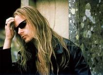 """<p>Guitarist Jerry Cantrell, formerly of the rock band """"Alice in Chains"""" is shown in this undated publicity photograph. REUTERS/Handout</p>"""