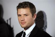 <p>Actor Ryan Phillippe attends the Behind the Camera Awards in Los Angeles November 9, 2008. REUTERS/Phil McCarten</p>