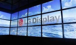 <p>Les ventes d'écrans pour ordinateurs portables de LG Display, le numéro deux mondial des fabricants d'écrans LCD, ont bondi de 20% en juin par rapport à l'année dernière. /Photo d'archives/REUTERS/Lee Jae-Won</p>