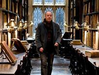 """<p>Director David Yates on the set of """"Harry Potter and the Half-Blood Prince"""". REUTERS/Warner Bros. Pictures/Handout</p>"""
