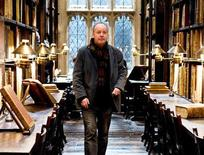 "<p>Director David Yates on the set of ""Harry Potter and the Half-Blood Prince"". REUTERS/Warner Bros. Pictures/Handout</p>"