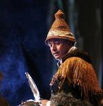 <p>A sweetgrass ceremony is performed on newly elected Chief Shawn Atleo from British Columbia at the Canadian Assembly of First Nations meeting in Calgary, July 23, 2009. REUTERS/Todd Korol</p>