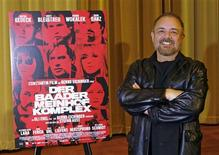 """<p>Diretor Uli Edel do filme """"O Grupo Baader Meinhof"""" indicado ao Oscar de filme estrangeiro em 2009. 20/02/2009. REUTERS/Lucas Jackson</p>"""