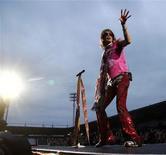 <p>Aerosmith frontman Steven Tyler performs on stage in a 2007 photo. REUTERS/Stringer</p>