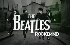 """<p>Una nuova versione del videogioco """"Rock Band"""" comprenderà 19 canzoni dei Beatles compresi classici quali """"Lucy in the Sky with Diamonds"""" e """"A Hard Day's Night"""". REUTERS/Fred Prouser (UNITED STATES ENTERTAINMENT)</p>"""