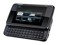 <p>Modelo N900 da Nokia equipado com sistema Linux. O N900 tem tela sensível a toque e teclado deslizante e custa cerca de 500 euros (712 dólares) no varejo, sem considerar subsídios e impostos.</p>