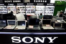 <p>Personal computer Sony in mostra. REUTERS</p>