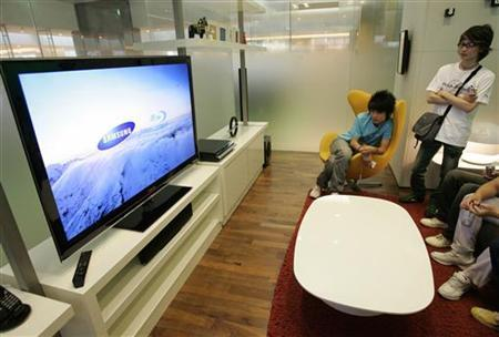 Samsung: LED TV sales to grow at least five fold in '10 - Reuters