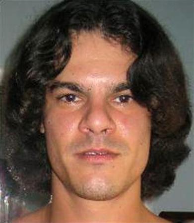 Albert Gonzalez, 28, of Miami, Florida, seen in an undated U.S. law enforcement handout photo. REUTERS/U.S. Law Enforcement via Wired.com/Handout