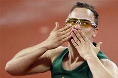 <p>Oscar Pistorius. REUTERS/Claro Cortes IV</p>