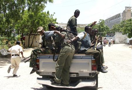 Somali rebels call for foreign reinforcements