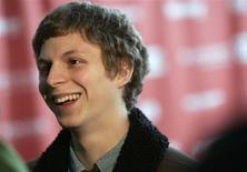 """<p>O ator Michael Cera brilha no filme """"Youth in Revolt"""" REUTERS/Danny Moloshok (UNITED STATES) (</p>"""