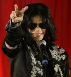 <p>Filme de Michael Jackson terá première mundial em grande escala REUTERS/Stefan Wermuth/Files (BRITAIN ENTERTAINMENT SOCIETY)</p>