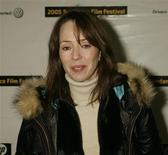 """<p>Actress Mackenzie Phillips, one of the stars of the film """"The Jacket"""", arrives for the screening of the film at the 2005 Sundance Film Festival in Park City, Utah January 23, 2005. REUTERS/Fred Prouser FSP/CN</p>"""