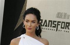 "<p>Megan Fox alla prima di ""Transformers"" a Los Angeles. REUTERS/Fred Prouser (UNITED STATES ENTERTAINMENT)</p>"