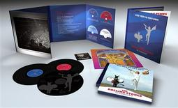 """<p>The reissue packaging of The Rolling Stone's live album """"Get Your Ya-Ya's Out"""" is shown in this undated publicity photo released to Reuters October 1, 2009. ABKCO Music & Records is putting out a pair of multi-disc CD and DVD configurations of """"Get Yer Ya-Ya's Out"""", a 1970 album frequently heralded as one of the band's best releases as well as one of the most vibrant live recordings by any act. REUTERS/ABCKO Records/Handout</p>"""