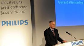 <p>Gerard Kleisterlee, presidente e Ceo di Philips. REUTERS/Toussaint Kluiters/United Photos</p>