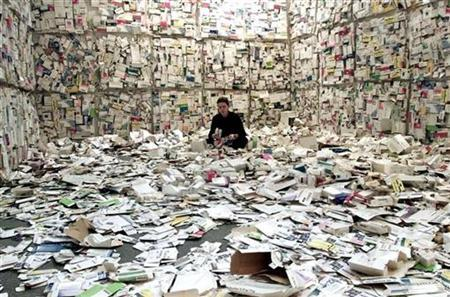 cluttered home blame your genes reuters