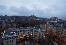 <p>A general view of Mount Royal is seen in Montreal, Quebec March 29, 2009. REUTERS/Jumana El Heloueh</p>