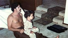 <p>Deceased Colombian drug lord Pablo Escobar Gaviria plays with his son Sebastian Marroquin in this undated family photo taken in Medellin. Sebastian Marroquin, who changed his name from Juan Pablo Escobar after his father was killed by police in 1993, is the central character in the Nicolas Entel's Los Pecados de mi Padre (The Sins of my Father), a documentary about his childhood and growing up with Colombia's most famous drug lord. REUTERS/Courtesy Sebastian Marroquin/Handout</p>