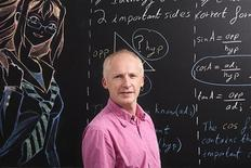 <p>Oxford University professor Marcus du Sautoy in an undated photo. REUTERS/Manga High/Handout</p>