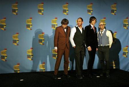 OK Go hops off treadmill toward something weirder - Reuters