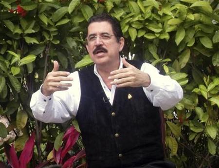 Brazil, Peru condemn Honduran limits on Zelaya