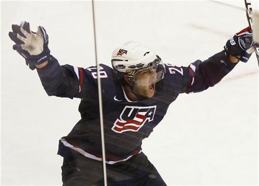 World Junior Hockey Highlights Reuters Com