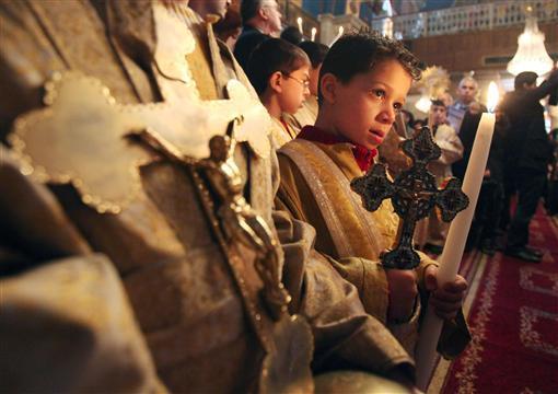 Eastern Orthodox Christmas.Orthodox Christmas Reuters Com