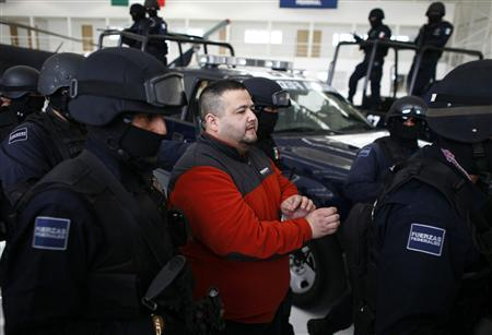 Mexico captures major Tijuana drug gang leader | Reuters com