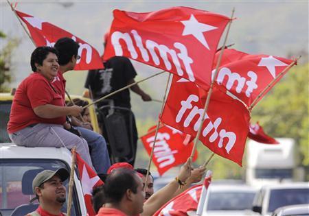 El Salvador's Funes apologizes for civil war abuses