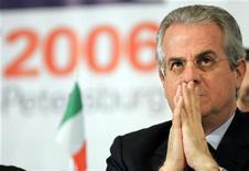 <p>Claudio Scajola, ministro per lo Sviluppo Economico, in un'immagine d'archivio. REUTERS/Sergei Karpukhin</p>