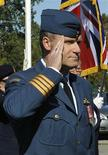 <p>Colonel Russell Williams, Wing Commander of Canadian Forces Base Trenton, is pictured in this September 20, 2009 handout photo. Williams has been charged with two counts of first-degree murder, Ontario Provincial Police said February 8, 2010. REUTERS/Department of National Defence/Master Corporal Miranda Langguth/Handout</p>
