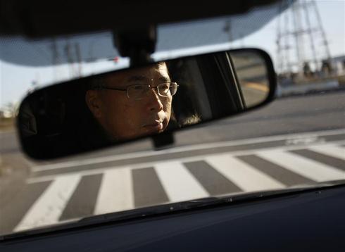 Toyota company man
