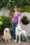 <p>Victoria Stilwell, celebrity dog trainer and host of Animal Planet's TV series It's Me or the Dog, is seen in an undated handout photo. REUTERS/Bill Adler/Handout</p>
